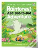 Rainforest Abc Dot-To-Dot Adventure