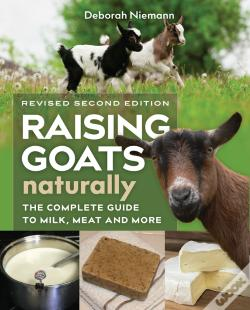 Wook.pt - Raising Goats Naturally, 2nd Edition
