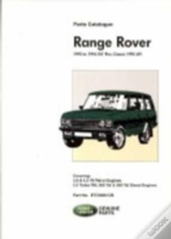 Wook.pt - RANGE ROVER 1992 TO 1994 MY PLUS CLASSIC 1995 MY