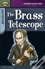 Rapid Stage 8 Set B: Smugglers: The Brass Telescope
