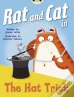Rat & Cat In The Hat Trick Red 1