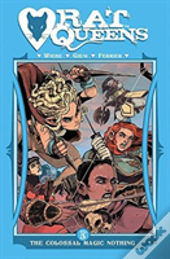 Rat Queens Volume 5
