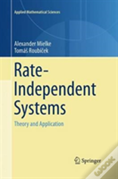 Rate-Independent Systems