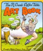 R.Crumb Coffee Table Art Book