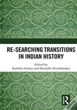 Wook.pt - Re-Searching Transitions In Indian History