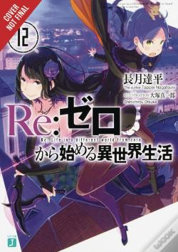 Wook.pt - Re Zero Life In Another World Vol 12