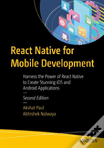React Native For Mobile Development