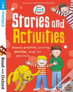 Read With Oxford: Stage 1: Biff, Chip And Kipper: Stories And Activities