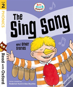 Wook.pt - Read With Oxford: Stage 2: Biff, Chip And Kipper: The Sing Song And Other Stories
