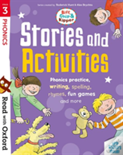 Wook.pt - Read With Oxford: Stage 3: Biff, Chip And Kipper: Stories And Activities