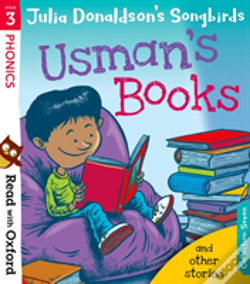 Wook.pt - Read With Oxford: Stage 3: Julia Donaldson'S Songbirds: Usman'S Books And Other Stories