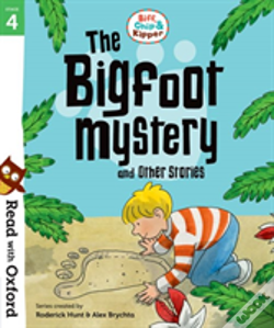 Wook.pt - Read With Oxford: Stage 4: Biff, Chip And Kipper: Bigfoot Mystery And Other Stories