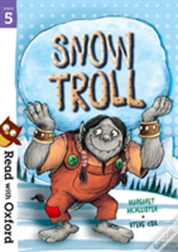 Wook.pt - Read With Oxford: Stage 5: Snow Troll