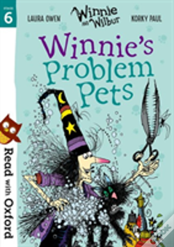 Wook.pt - Read With Oxford: Stage 6: Winnie And Wilbur: Winnie'S Problem Pets