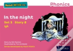 Read Write Inc. Phonics: Pink Set 3 Storybook 8 In The Night