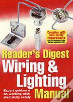 'Reader'S Digest' Wiring And Lighting Manual