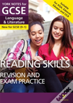 Reading And Comprehension Skills Booster For Language And Literature: York Notes For Gcse (9-1)