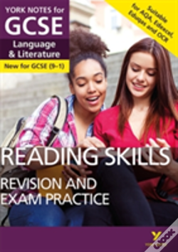 Wook.pt - Reading And Comprehension Skills Booster For Language And Literature: York Notes For Gcse (9-1)