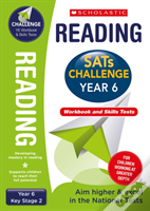Reading Challenge Pack (Year 6)