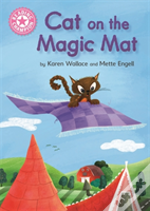Reading Champion: Cat On The Magic Mat