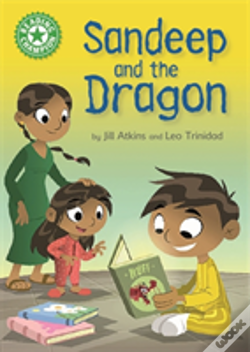 Wook.pt - Reading Champion: Sandeep And The Dragon