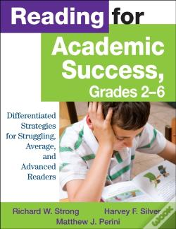 Wook.pt - Reading For Academic Success, Grades 2-6