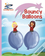 Reading Planet - Bouncy Balloons - Lilac: Lift-Off