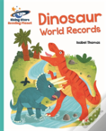 Reading Planet - Dinosaur World Records - Turquoise: Galaxy