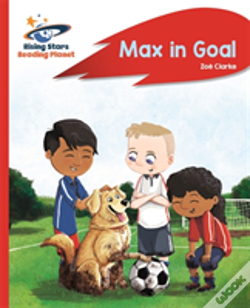 Wook.pt - Reading Planet - Max In Goal - Red B: Rocket Phonics