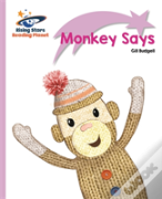 Reading Planet - Monkey Says ... - Lilac Plus: Lift-Off First Words