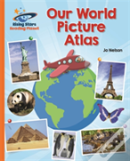 Reading Planet - Our World Picture Atlas - Orange: Galaxy