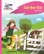 Reading Planet - Sid The Kid - Pink A: Rocket Phonics