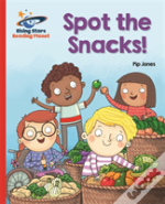 Reading Planet - Spot The Snacks! - Red A: Galaxy