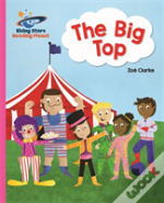 Reading Planet - The Big Top - Pink A: Galaxy