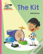 Reading Planet - The Kit - Pink A: Galaxy