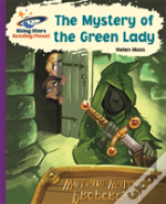 Reading Planet - The Mystery Of The Green Lady - Purple: Galaxy