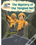 Reading Planet - The Mystery Of The Tangled Net - White: Galaxy