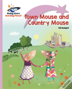 Wook.pt - Reading Planet - Town Mouse And Country Mouse - Lilac Plus: Lift-Off First Words