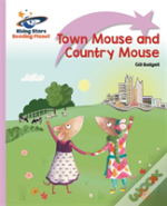Reading Planet - Town Mouse And Country Mouse - Lilac Plus: Lift-Off First Words