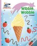 Reading Planet - Wibble, Wobble - Lilac: Lift-Off