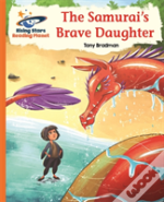 Reading Planet - The Samurai'S Brave Daughter - Orange: Galaxy