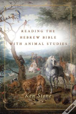 Wook.pt - Reading The Hebrew Bible With Animal Studies