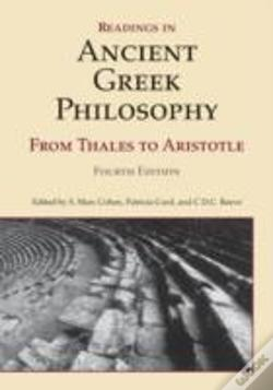 Wook.pt - Readings In Ancient Greek Philosophy
