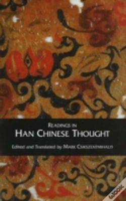 Wook.pt - Readings In Han Chinese Thought