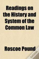 Readings On The History And System Of Th