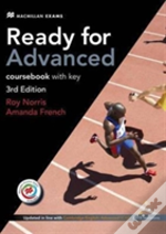 Ready For Advanced 3rd Edition Student'S Book With Key Pack (+Audio + Mpo)