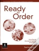 Ready to Order - Teacher's Book