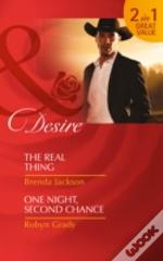 Real Thing One Night Second Chance