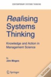 Realising Systems Thinking