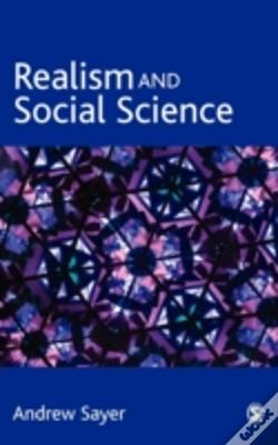 Wook.pt - Realism And Social Science